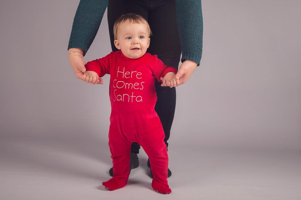 baby eerste kerst