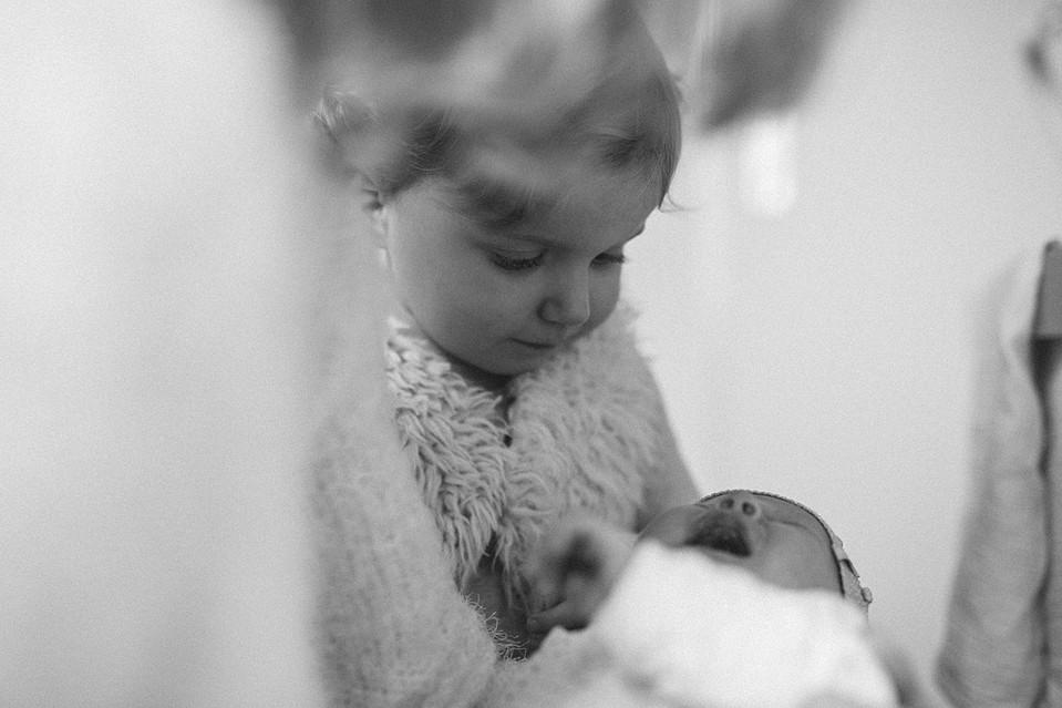 lifestyle newborn fotografie