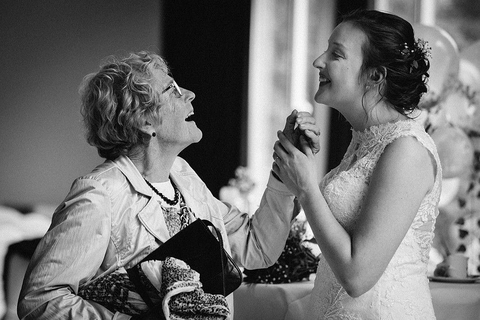 journalistieke bruidsreportage