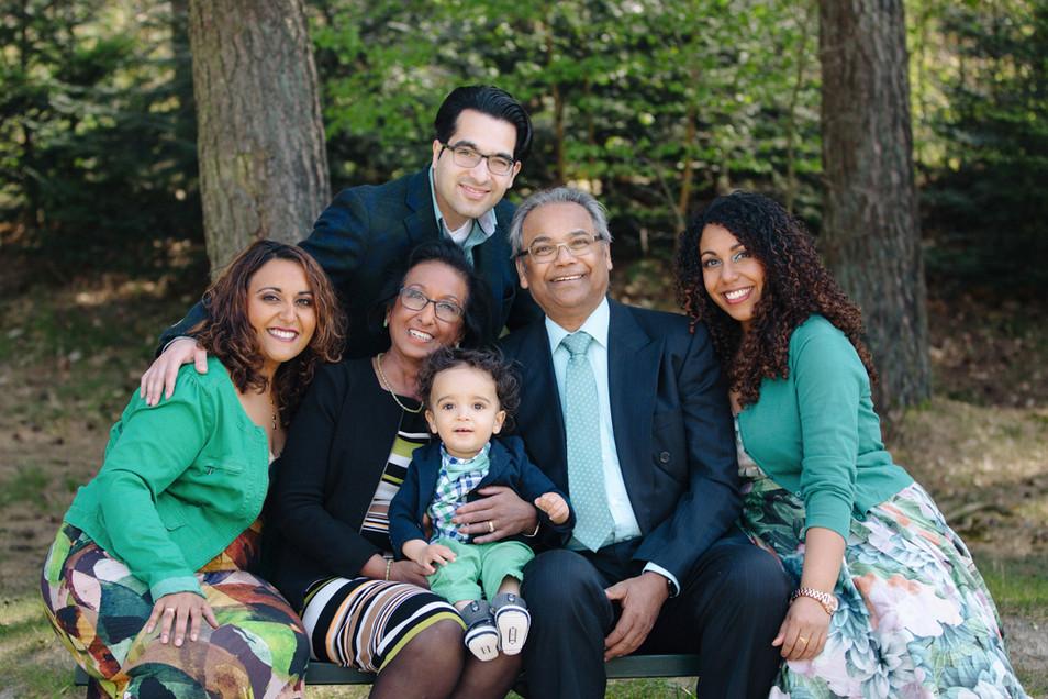 Family fotoshoot als cadeau