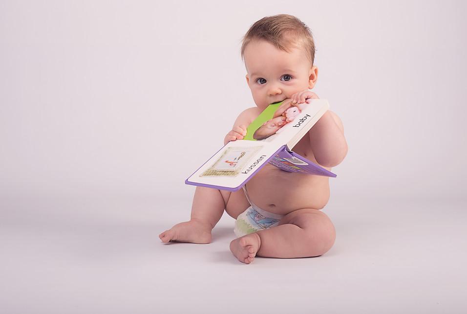 Baby fotoshoot Assen