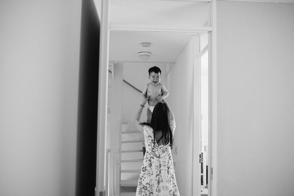 Lifestyle gezinsfotografie
