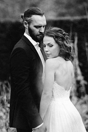intieme en pure bruidsfotografie