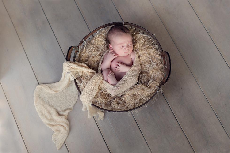 Newborn photography in Assen, Drenthe