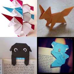 Создавать оригами