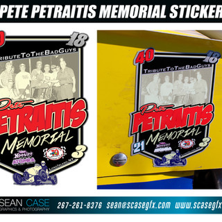 Pete Petraitis Memorial