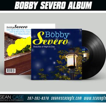 Bobby Severo Album Cover