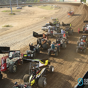 New Egypt Speedway (Twin 20s)