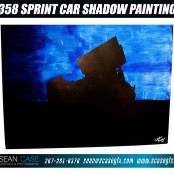 358 Sprint Car