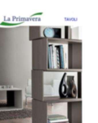 La Primavera Tavoli (Cover).JPG