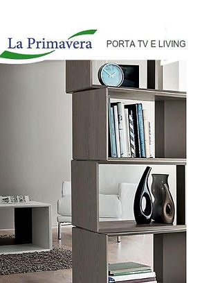 La Primavera Porta TV e Living (Cover).J