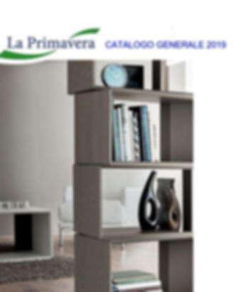 La Primavera  Catalogo Generale 2019 (Co