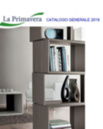 La Primavera  Catalogo Generale 2019 (Co