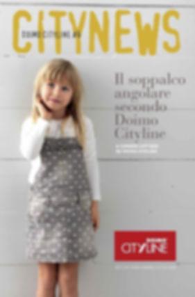 Catalogo Doimo Cityline News 6 - Il soppDim.1.628 Kb-28 pagine. ll soppalco angolare