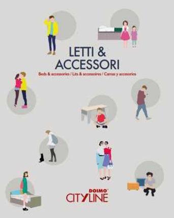 Doimo Cityline Letti ed accessori (Cover