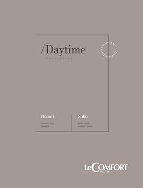 LeComfort Daytime Divani Tessuto (cover)