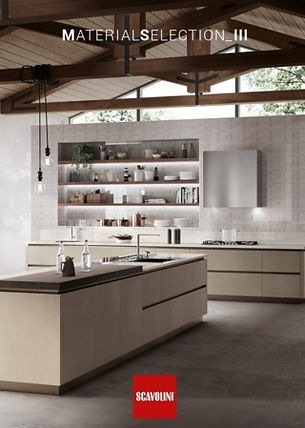 Scavolini Material Selection II (Cover).