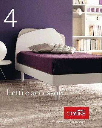 Doimo Cityline Letti e accessori (cover)