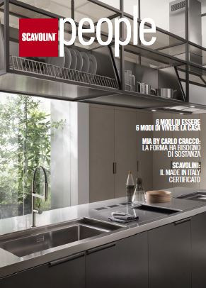 Il nuovo catalogo Scavolini per il pubblico. Tutte le novità dell produttore di cucine più amate dagli italiani