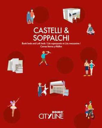 Doimo Cityline Castelli e soppalchi (Co