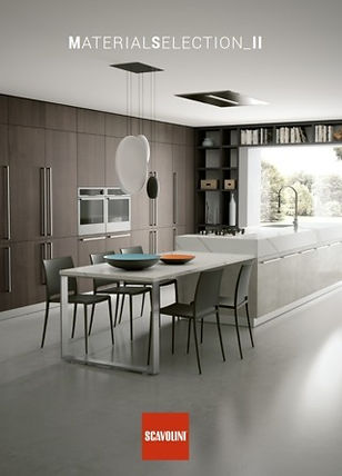 Scavolini Material Selection II (Cover)