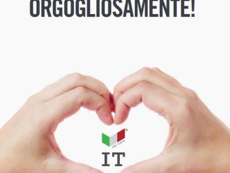 La più amata... ama il Made in Italy!