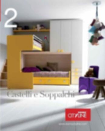 Doimo Cityline Castelli e soppalchi (cov