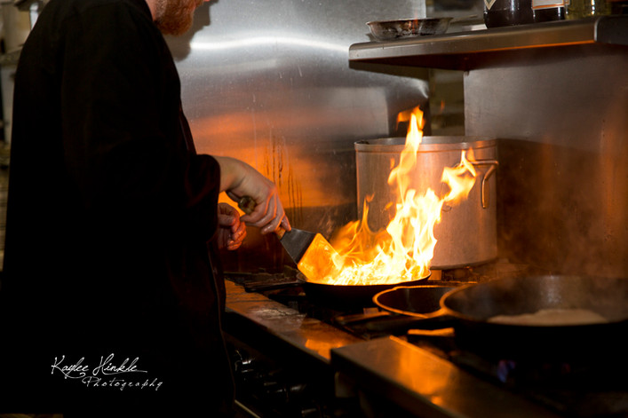 Executive Chef Shawn Sollberger