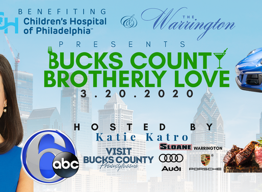 Bucks County Brotherly Love 2020