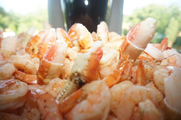 Crab & Shrimp