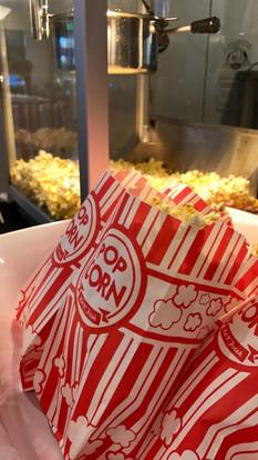 Action Bar: Popcorn