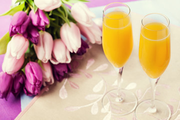 Love and Mimosas: Wedding Day Brunch