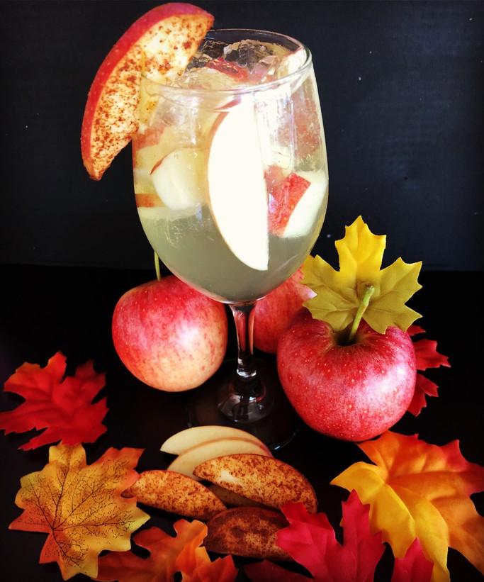 Fall Seasonal Sangria