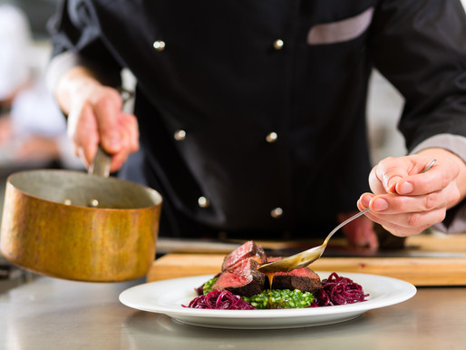 Dine with Our Executive Chef