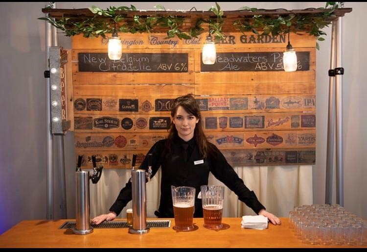 Suburban Sips Beer Garden