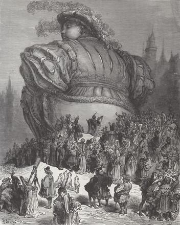Histoires de géants