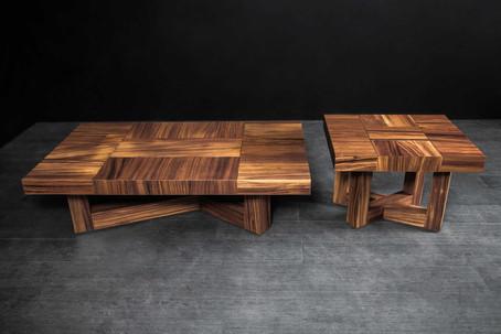 Mesas ocasionales Zenda