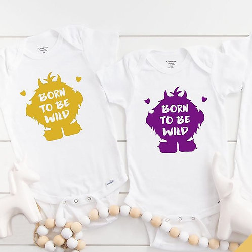 Plottdesign - Born to be wild - Freebie