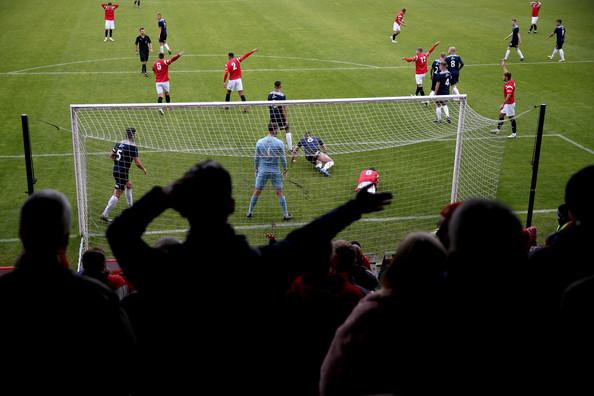 FC United v Scarborough Athletic