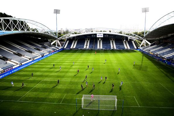 Huddersfield Town V Rochdale