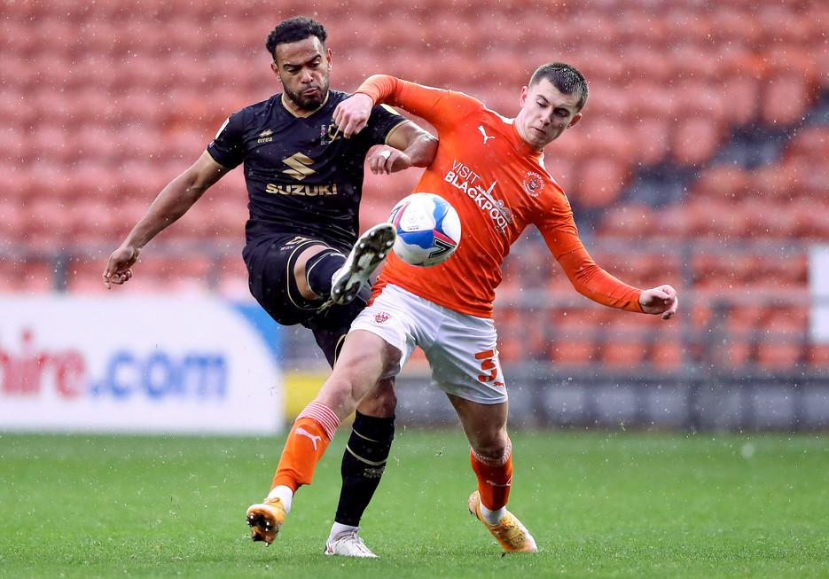 Blackpool v MK Dons