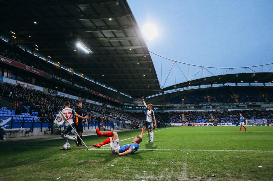 Bolton Wanderers v Portsmouth