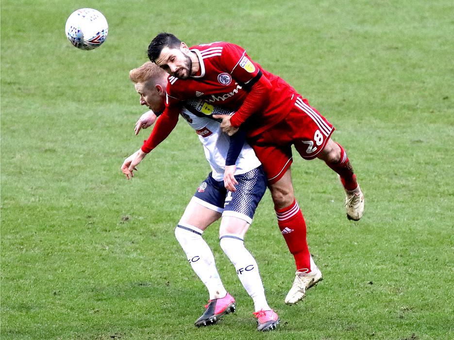 Bolton Wanderers V Accrington Stanley