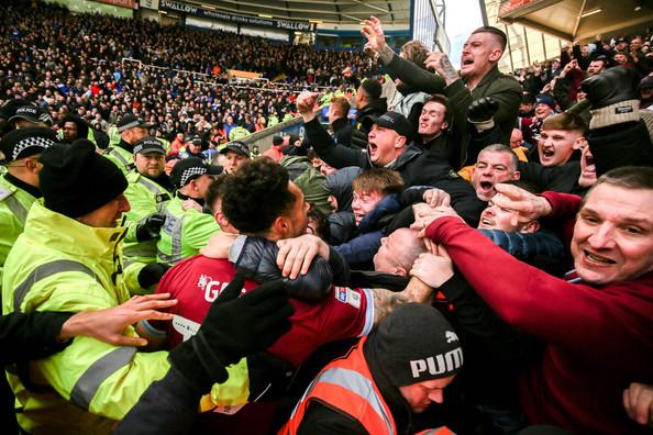 Aston Villa V Birmingham City