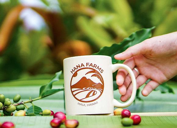 Hāna Farms Logo Coffee Mug