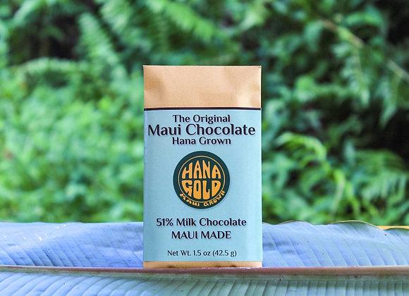 Hāna Gold Milk Chocolate Bar
