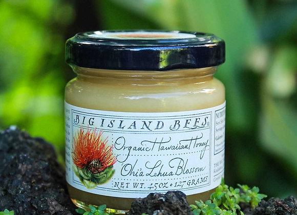 Big Island Bees Ohia Lehua Honey