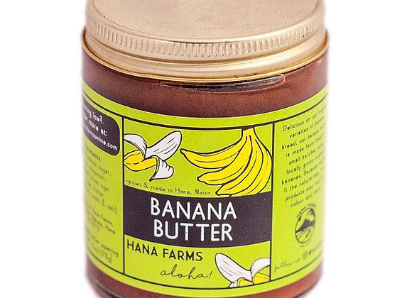 Hāna Farms Banana Butter