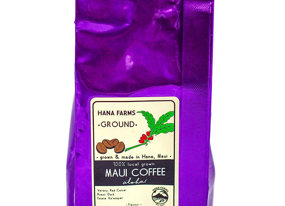Hāna Farms 100% Maui Coffee - Ground Bean