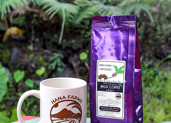 Hāna Farms Coffee & Mug Gift Set
